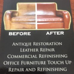 Photo Of Meticulous Furniture And Leather Repair   Houston, TX, United  States. Professional
