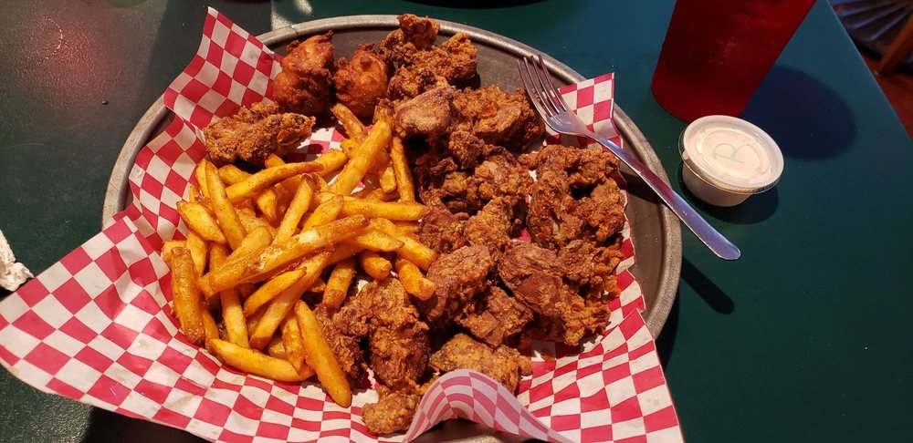 Foothill Grill: 995 Morrison Moore Pkwy W, Dahlonega, GA