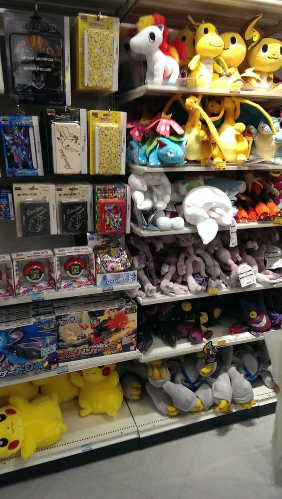 Pokemon Store Tokyo Station