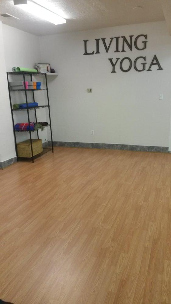 Living Yoga: 826 W Castillo Ave, Belen, NM