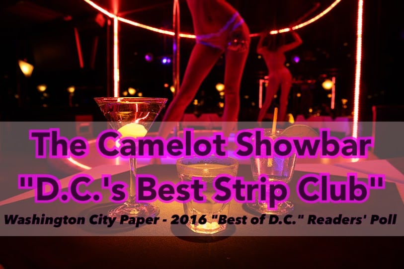 The camelot showbar