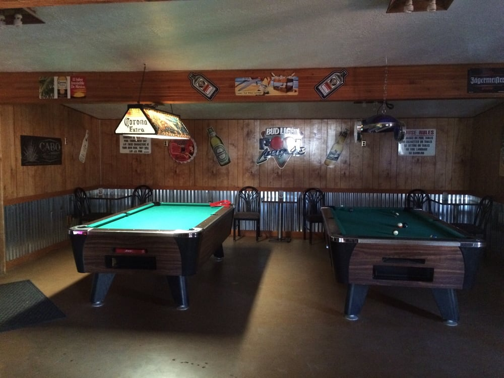 The Sportsman Bar & Grill: 1810 Hwy 173, Navajo Dam, NM