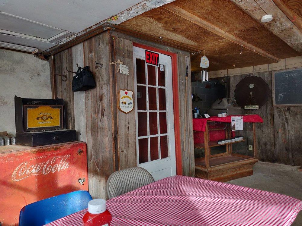 Norwich Lake Farm and Sugar Barn Restaurant: 87 Searle Rd, Huntington, MA