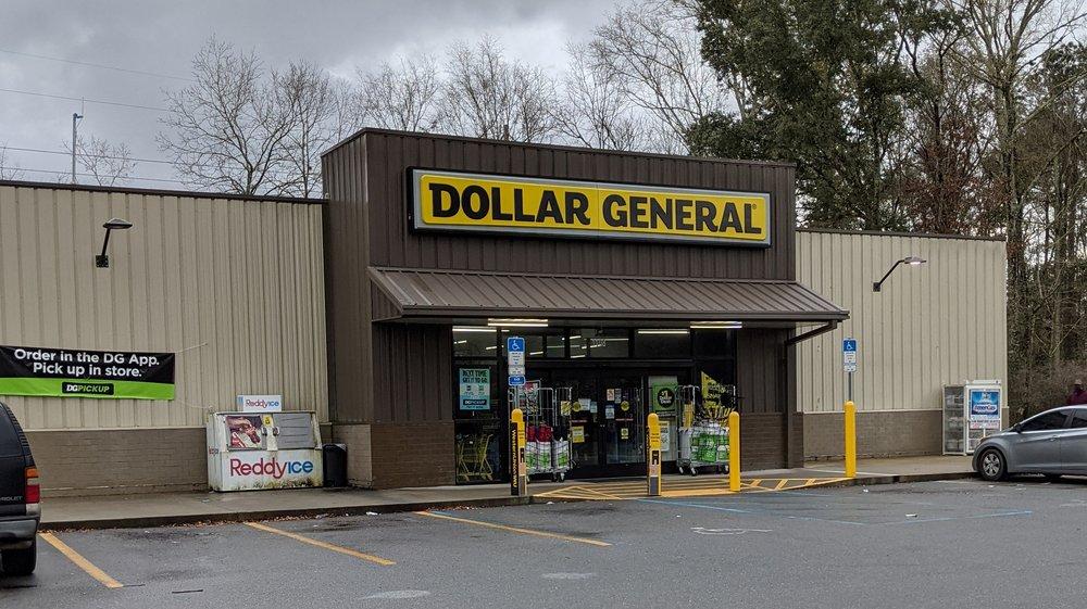 Dollar General: 1108 Florida Georgia Hwy, Havana, FL