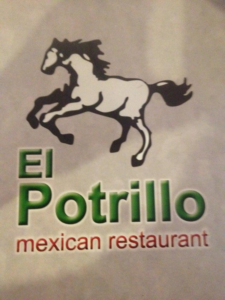 El Potrillo Restaurant: 821 N Main St, Lyons, KS