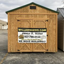 Photo Of Miller Barn Sales And Shed Moving   Carlisle, OH, United States.