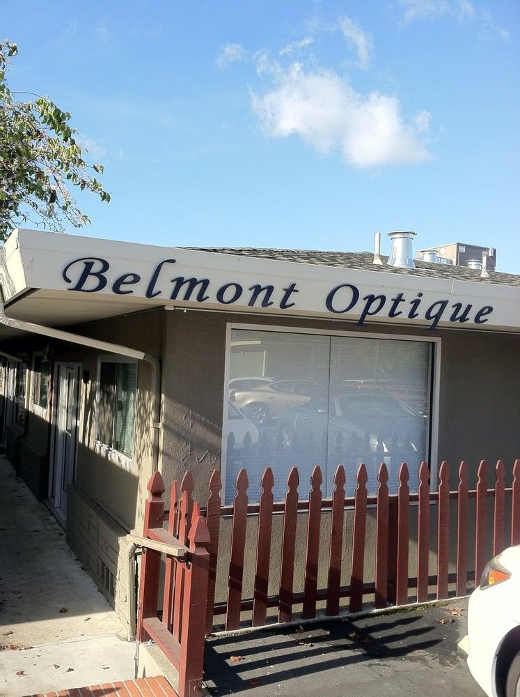 Belmont Optique Optometric Center: 877 Ralston Ave, Belmont, CA
