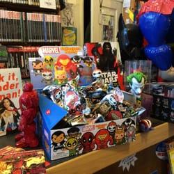 Comic Books In Pleasanton Yelp