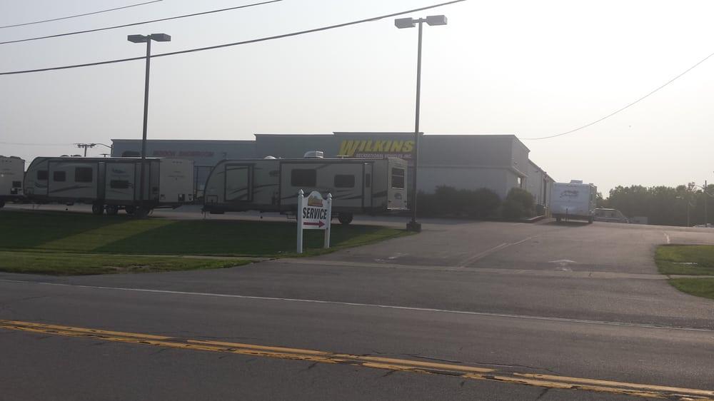 Wilkins RV: 111 S Main St, Churchville, NY