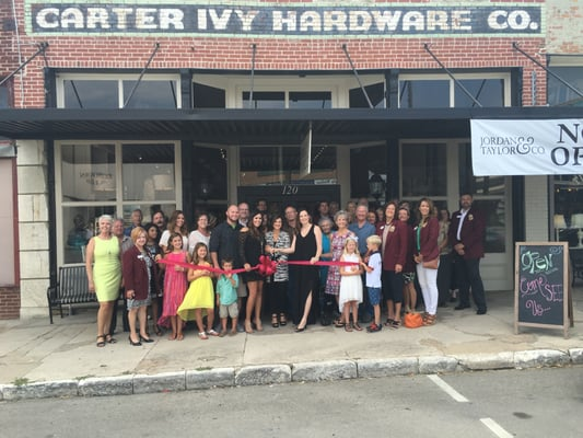 Photo Of Jordan Taylor   Downtown Weatherford, TX, United States. Grand  Opening And