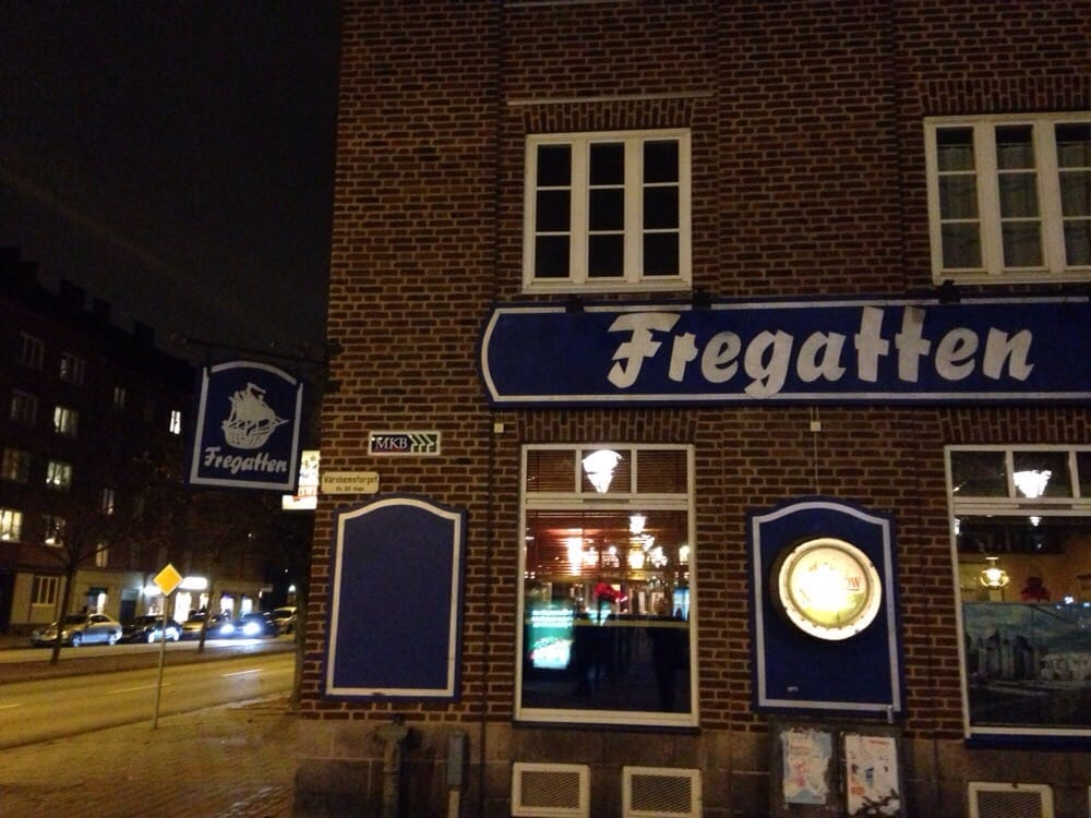 Fregatten Pub & Restaurang