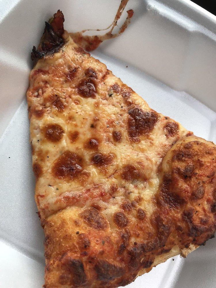 Gino's Pizza: 46 Lake St, Rouses Point, NY