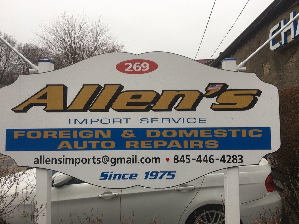 Allen's Import Service: 269 Main St, Highland Falls, NY
