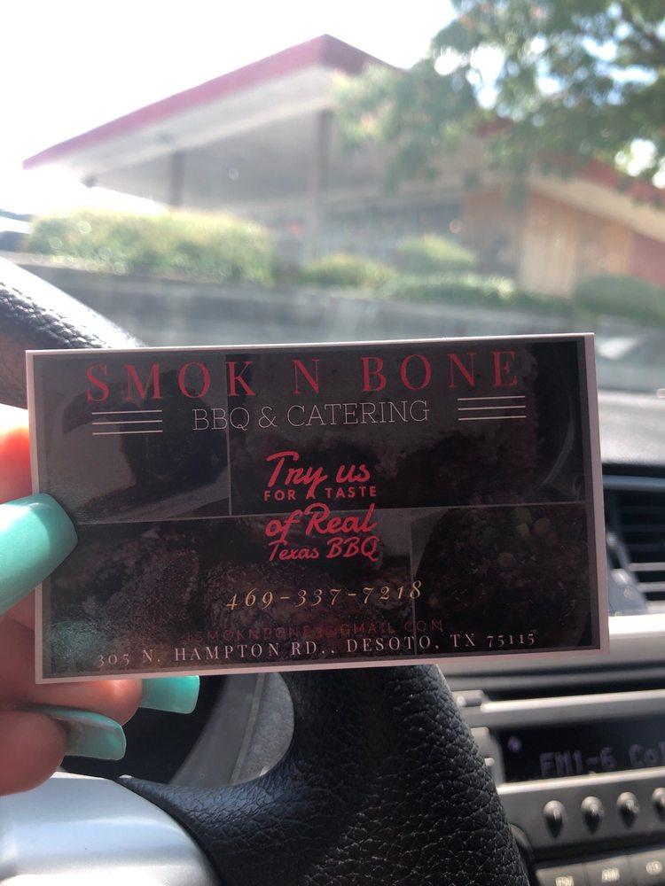 Smoke N Bone: 305 N Hampton Rd, DeSoto, TX