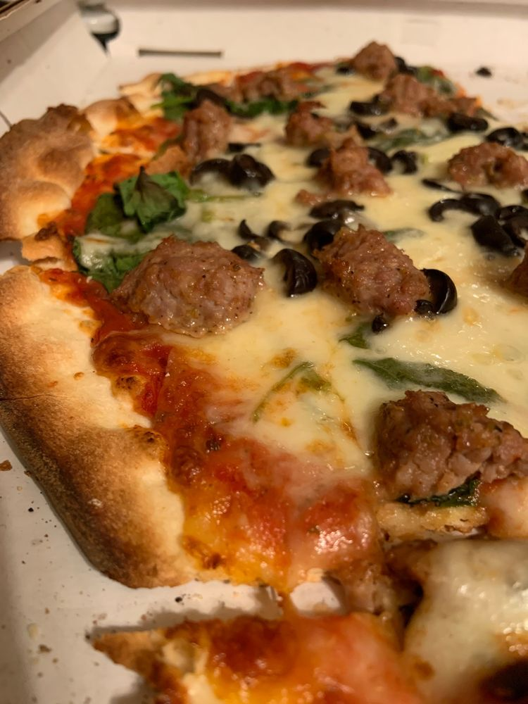 Christianos Pizza: 530 State Rd 23, Green Lake, WI