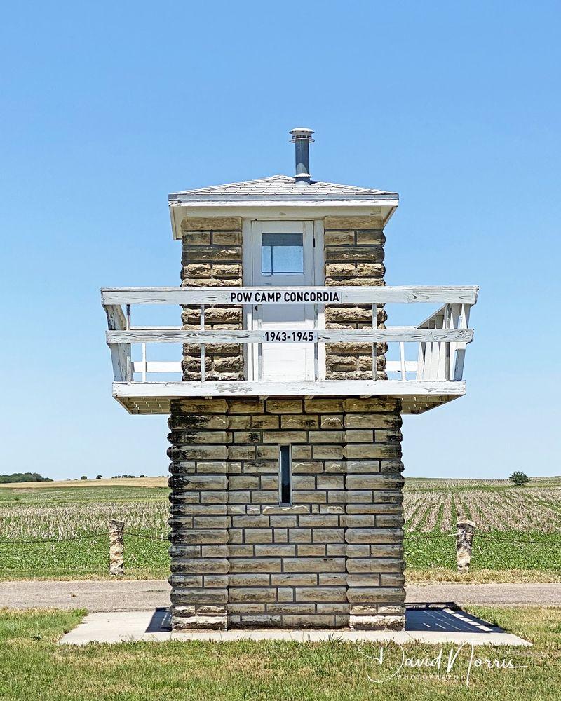 POW Camp Concordia Museum: 1550 Union Rd, Concordia, KS