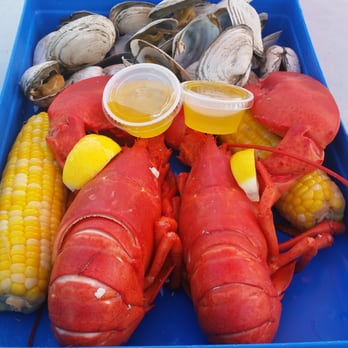C-Ray Lobster - 70 Photos & 76 Reviews - Seafood - 882 State Hwy 3, Bar Harbor, ME - Restaurant ...