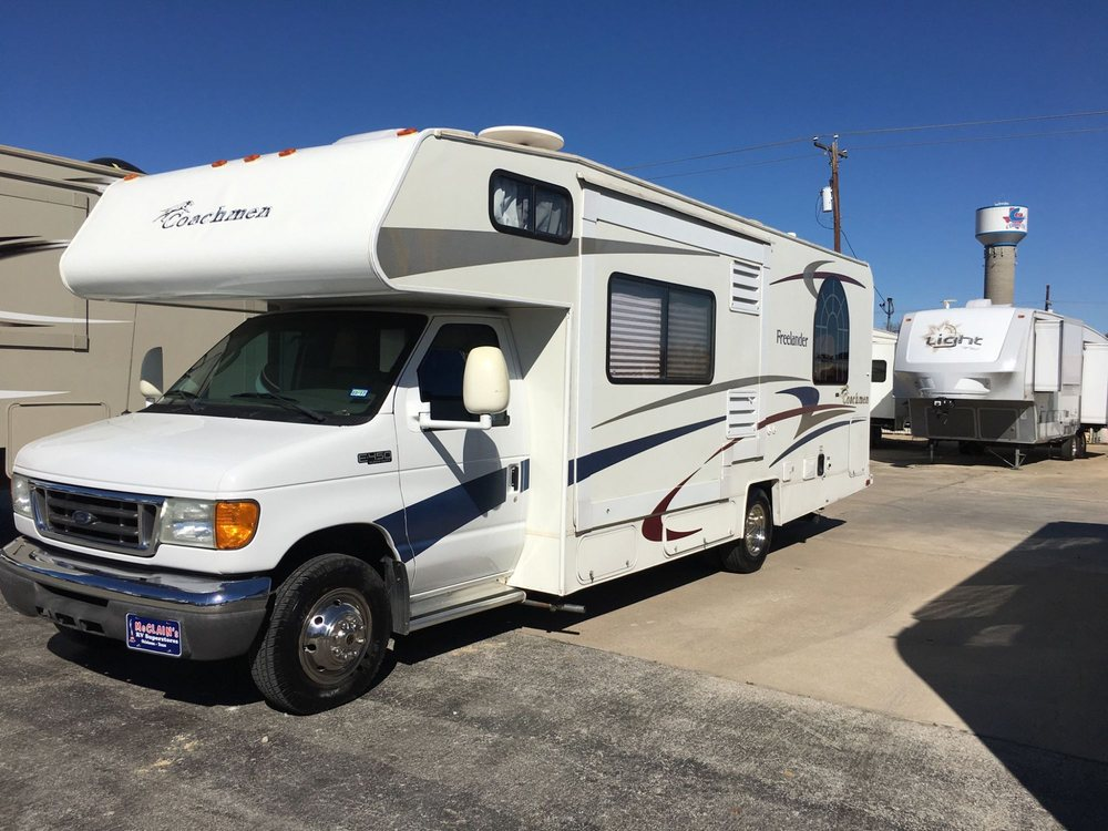 Mcclains rv okc