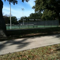Photo Of Cole Park Tennis   Dallas, TX, United States. Eight Great Tennis