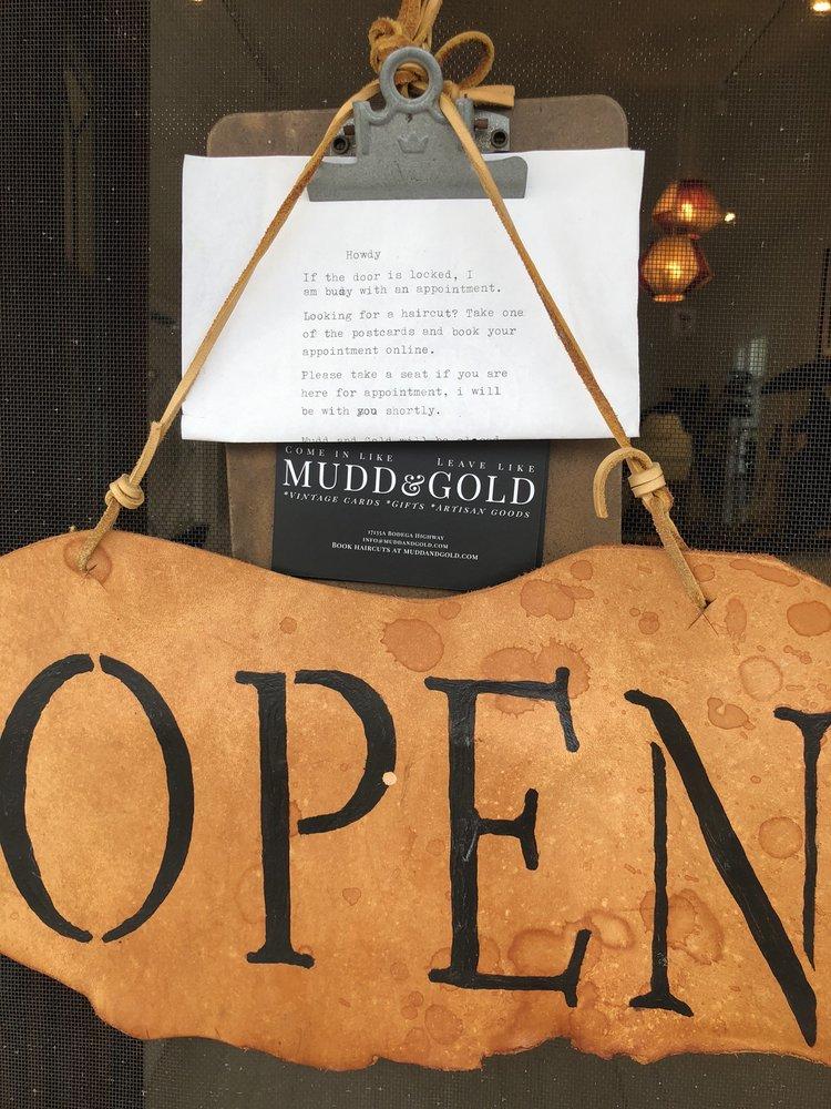 Mudd and Gold: 17135A Bodega Hwy, Bodega, CA