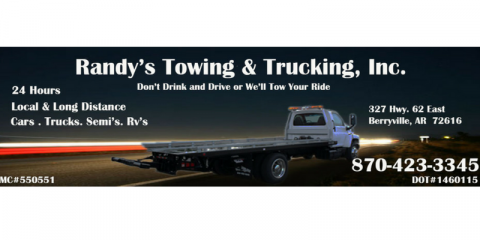 Randy's Towing Service: 925 Wilco Rd, Stayton, OR