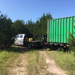 Express Storage Container Rental Sales 126 S Woods St Sherman