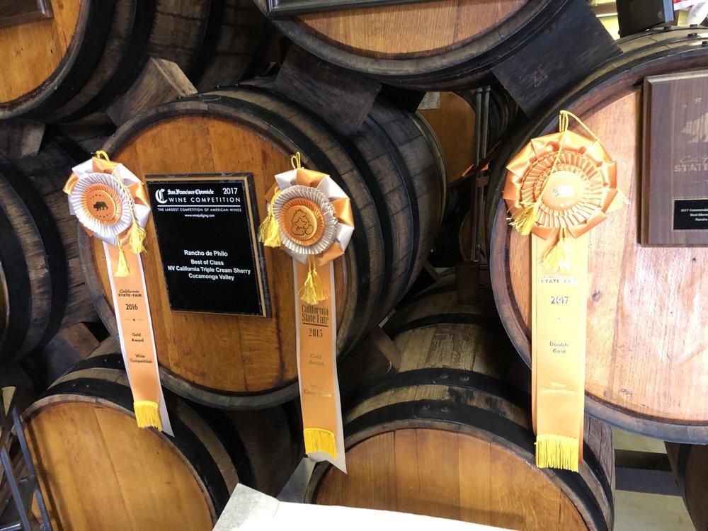 Rancho De Philo Winery