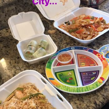 Thai Food In Yuba City