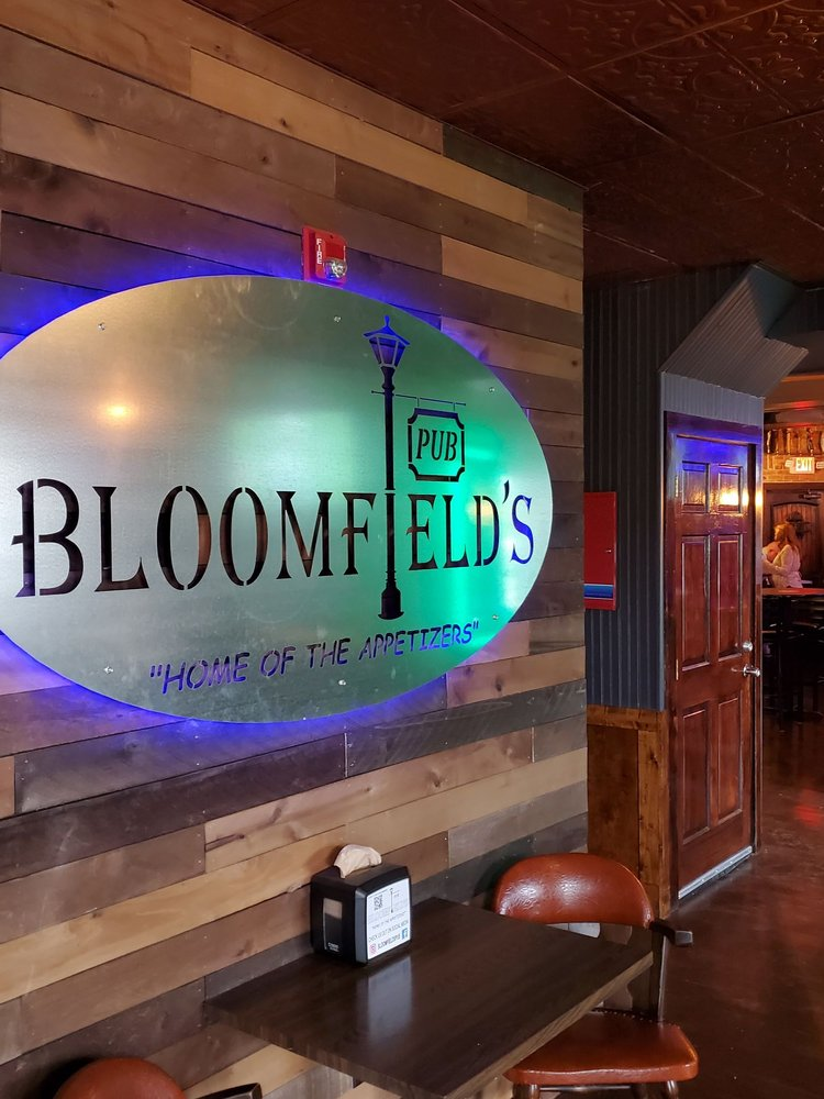 Bloomfield's Pub: 114 Bloomfield Ave, Depew, NY
