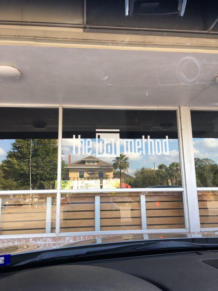 The Bar Method: 503 Westheimer Rd, Houston, TX