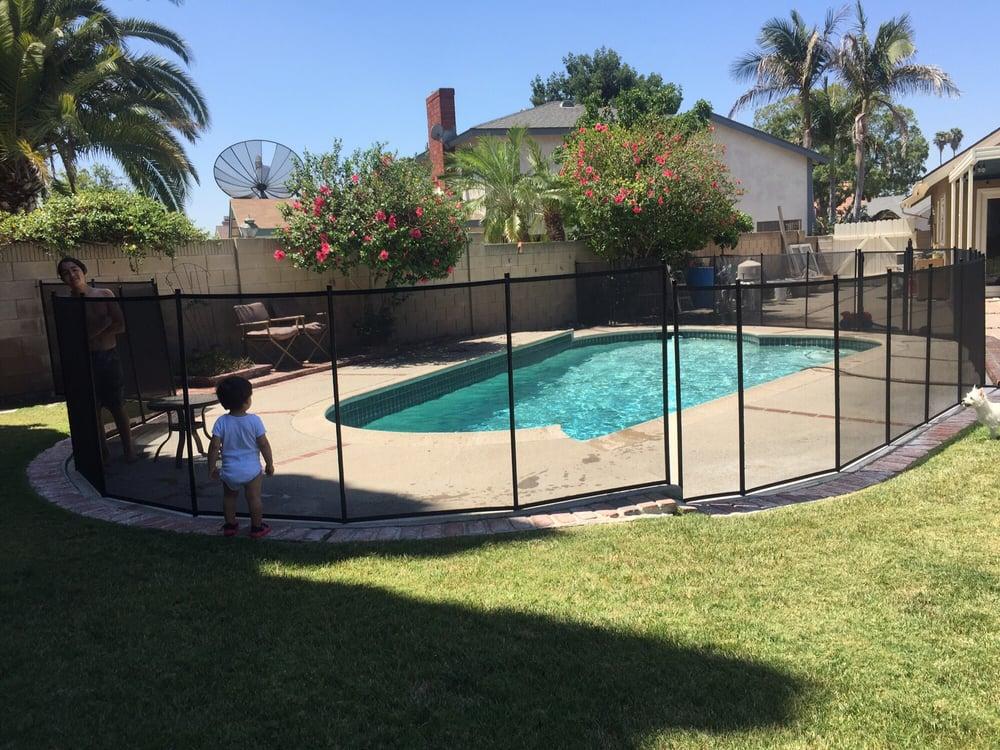 Nathan's Pool Fence