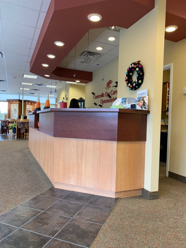 Centreville Eye Care Center: 13880 Braddock Rd, Centreville, VA