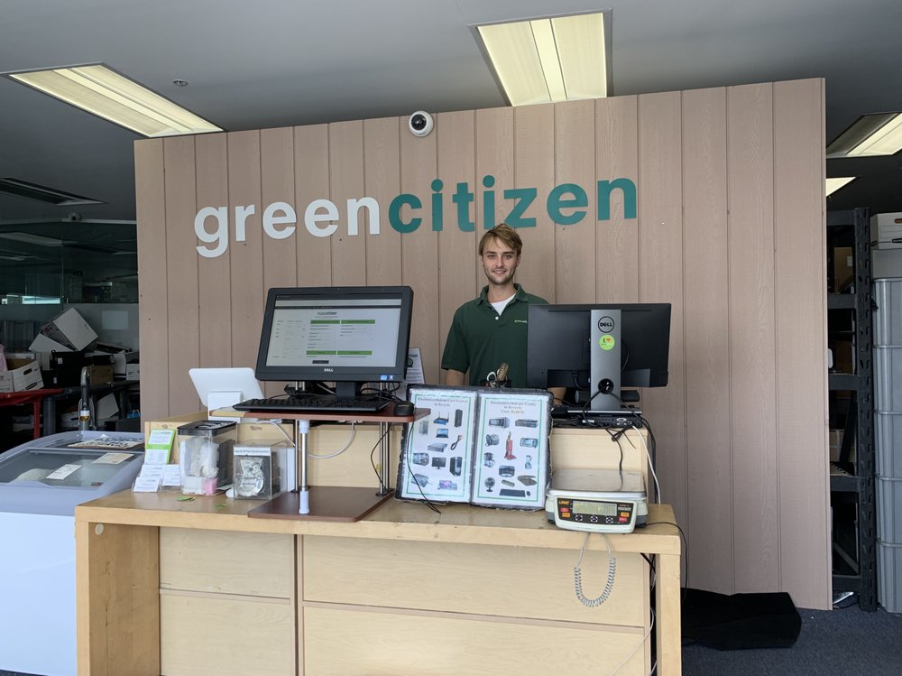 GreenCitizen: 1831 Bayshore Hwy, Burlingame, CA