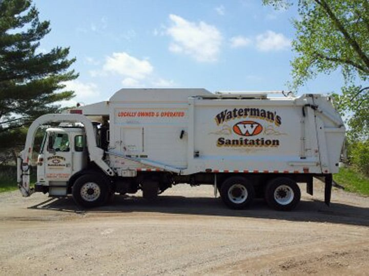Waterman's Disposal & Recycling: 663 85th St, Amery, WI