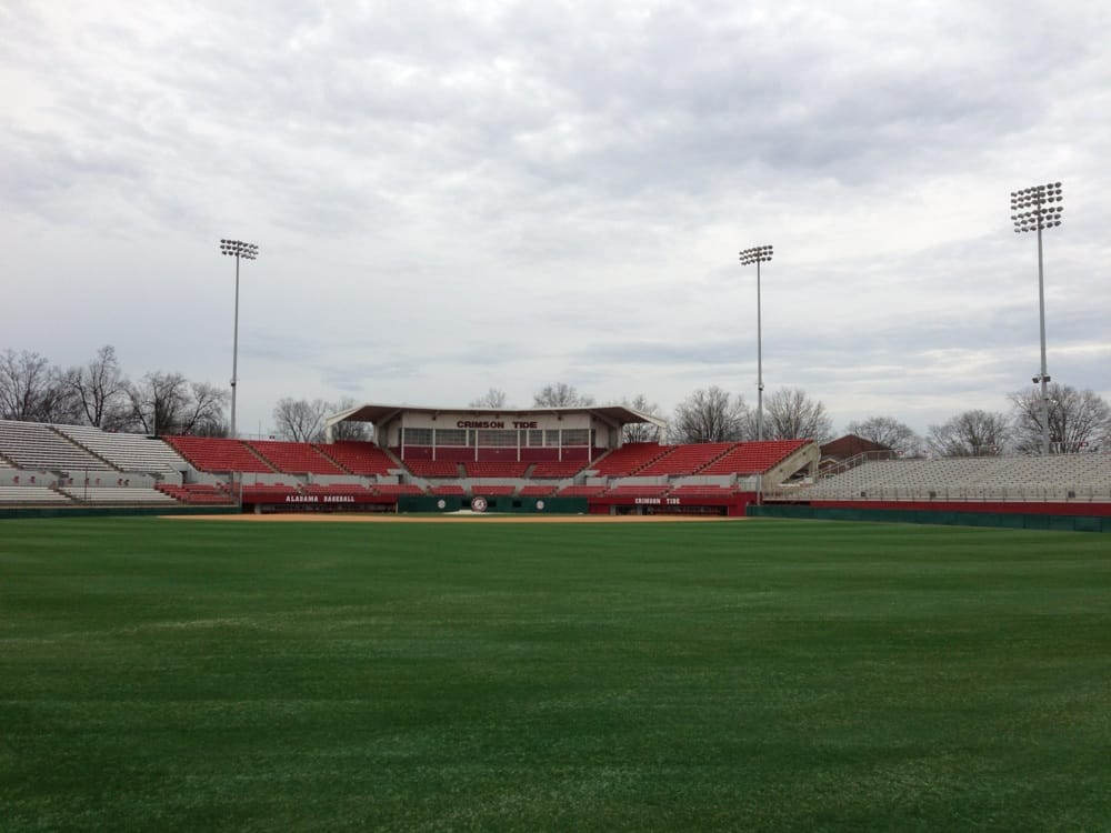 Sewell-Thomas Stadium: 241 Paul W Bryant Dr, Tuscaloosa, AL