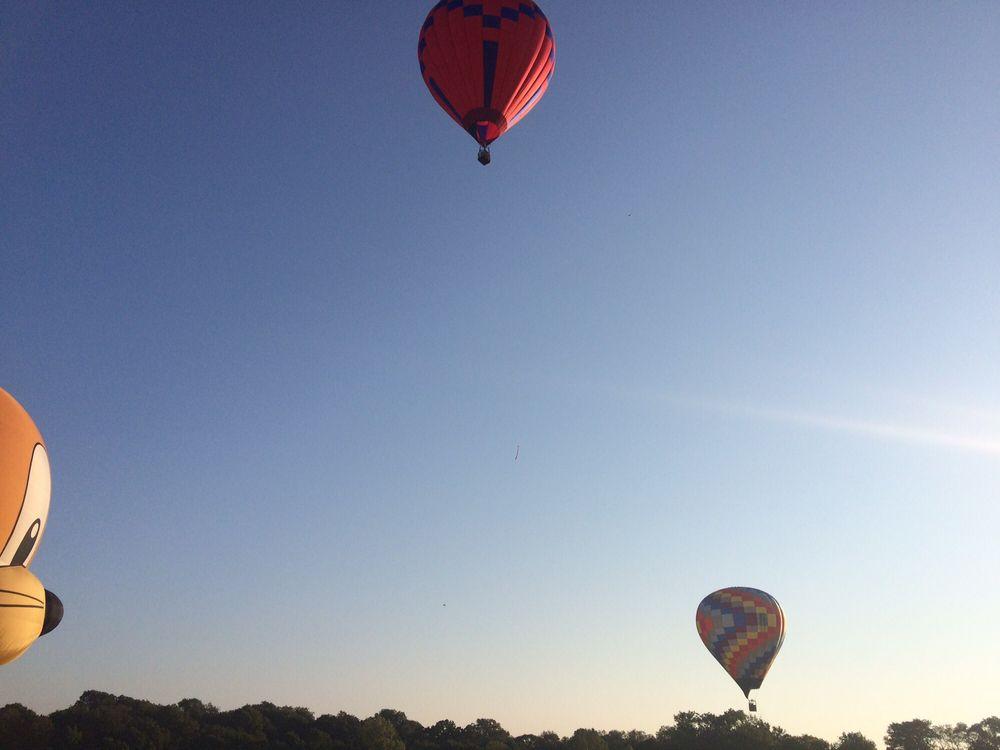InTouch Credit Union Plano Balloon Festival: 2801 E Spring Creek Pkwy, Plano, TX