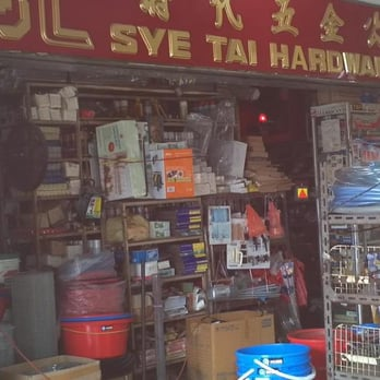 Sye Tai Hardware Co  - Handymen - 306 Woodlands St 31