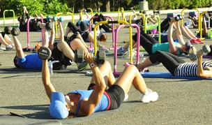 Kelly's Outdoor Fitness Boot Camp