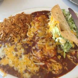 Photo Of Mi Patio   Phoenix, AZ, United States. Yummy Lunch Special