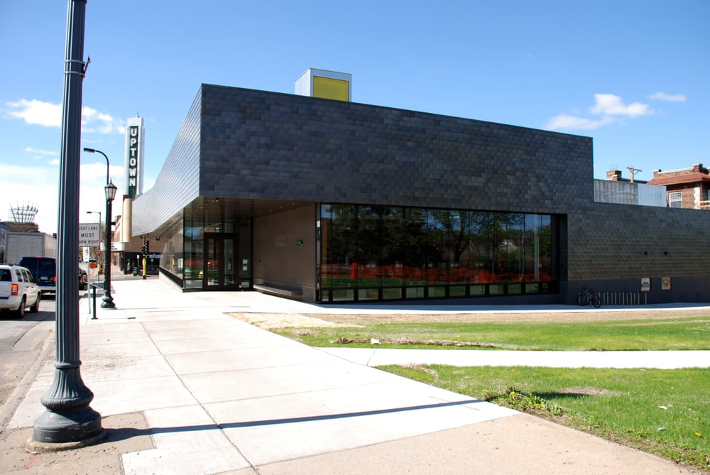Hennepin County Library - Walker Library