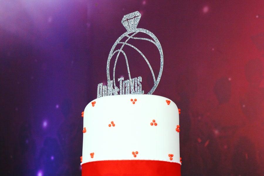 Basketball Themed Wedding Cake Topper Yelp