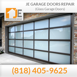 photo of je garage doors repair west hills ca united states je