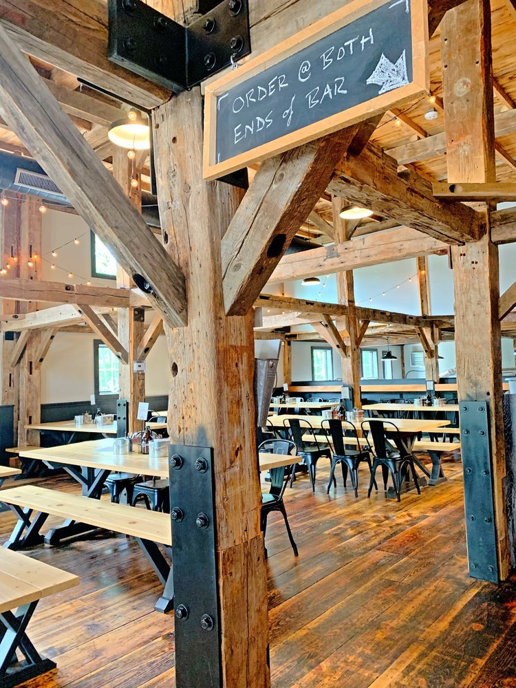 Twin Barns Brewing: 194 Daniel Webster Hwy, Meredith, NH