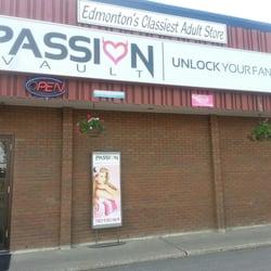 Edmonton sex shops