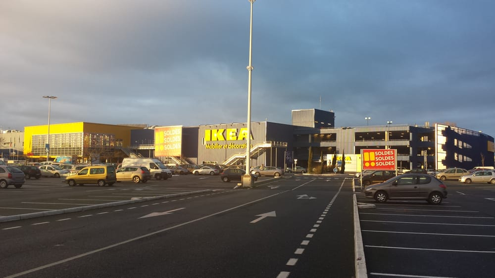 Ikea 24 photos 62 reviews furniture shops avenue des 40 journaux bacalan bordeaux - Ikea bordeaux lac horaires ...