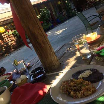 Photo Of Cascabel Mexican Patio   San Antonio, TX, United States. Machacado  Plate