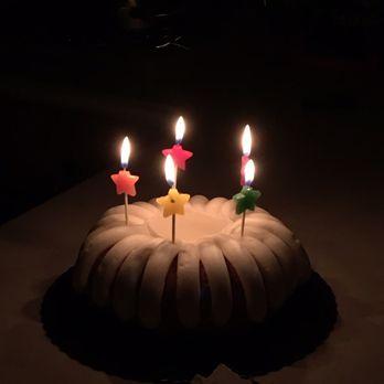 Darien Nothing Bundt Cakes