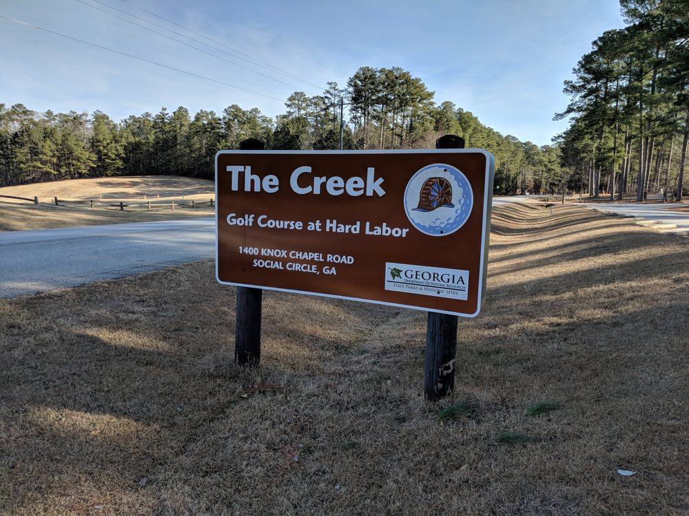 The Creek Golf Course at Hard Labor