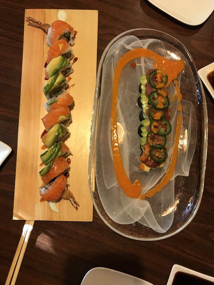 Social Spots from Yuzo Sushi Tapas