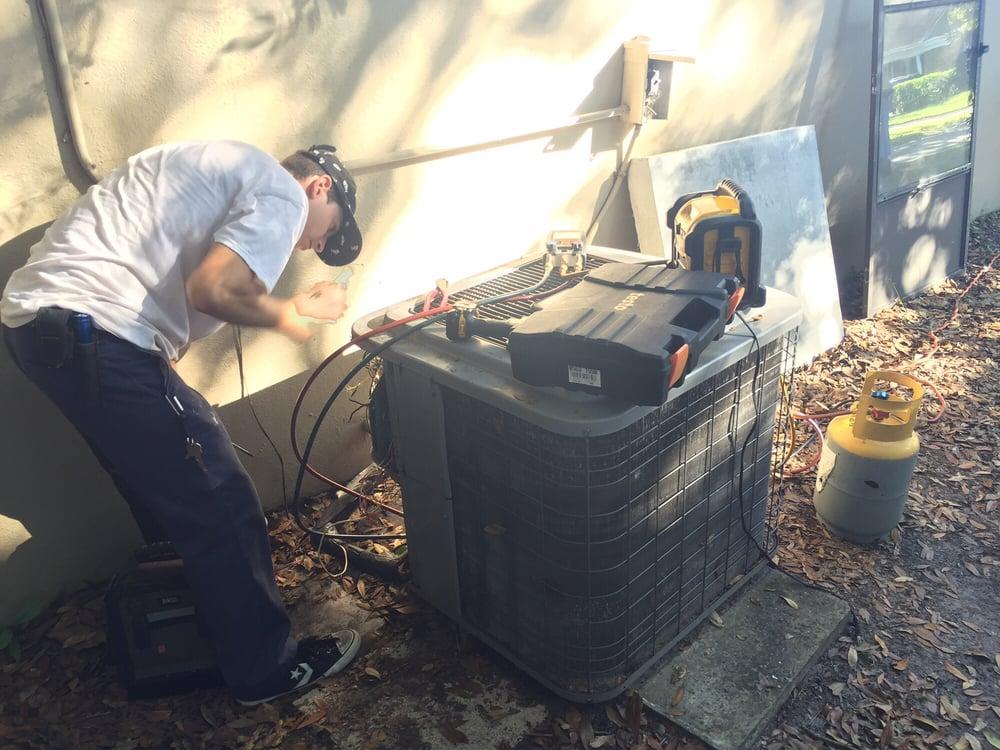 Ability Air & Heat: 320 N Betty Ln, Clearwater, FL